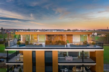 Repräsentatives Panorama-Penthouse – Amriswil TG, 8580 Amriswil, Penthousewohnung